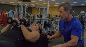 Steve Sharkey Training Client
